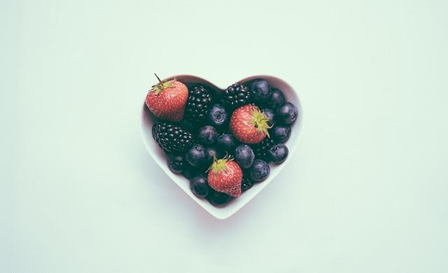 Berries, Blackberries, Blueberries, Bowl, Food, Fresh