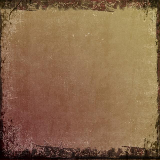 Background, Steampunk, Template, Blank, Paper, Grunge