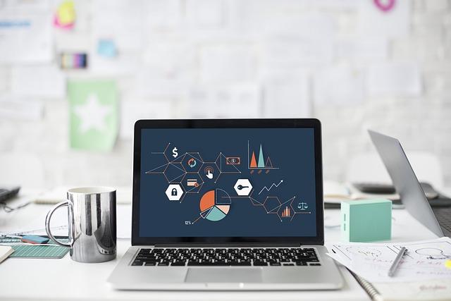 Laptop, Computer, Technology, Monitor, Internet, Blank