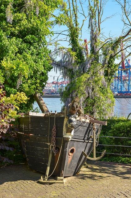 Hamburg, Blankenese, Elbe, Elbe Beach, Port City