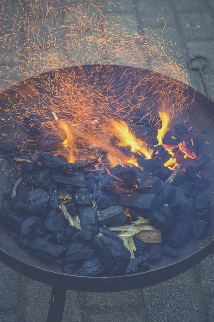 Fire, Fire Bowl, Embers, Flame, Burn, Hot, Blaze