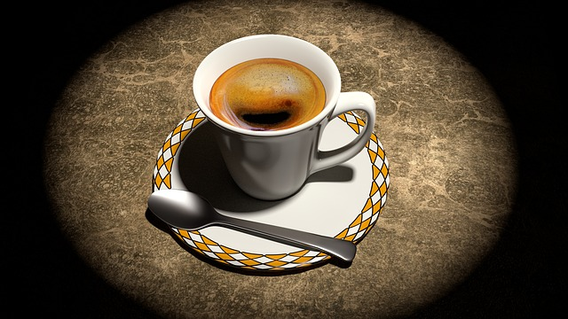 Coffee, Cup, Still Life, 3d, Blender