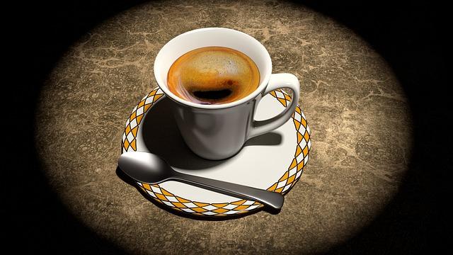 Coffee, Cup, Still Life, 3d, Blender