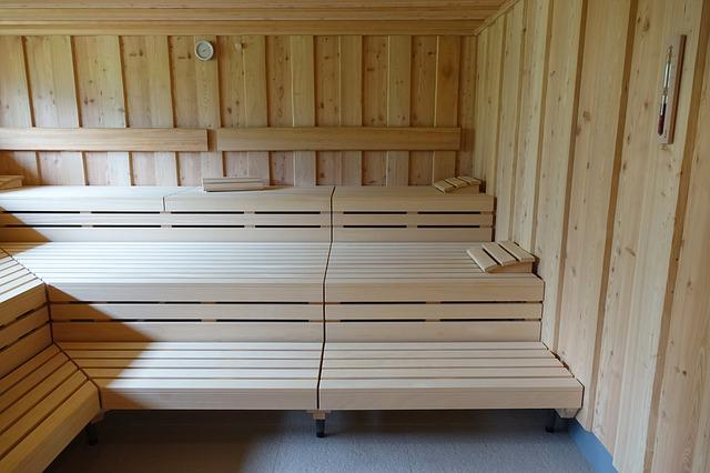 Sauna, Sweat, Wood, S, Sweating, Benches, Bless You