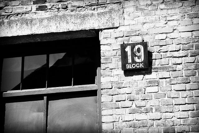 Block 19, Auschwitz, Poland, Nazism, Concentration Camp