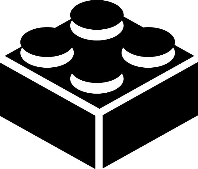 Block, Symbol, Black, Toy, Knob