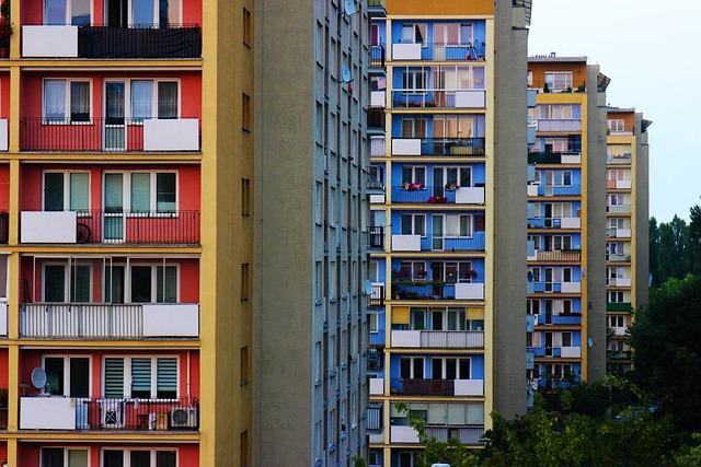 Blocks, City, Skyscrapers, Buildings, Agglomeration