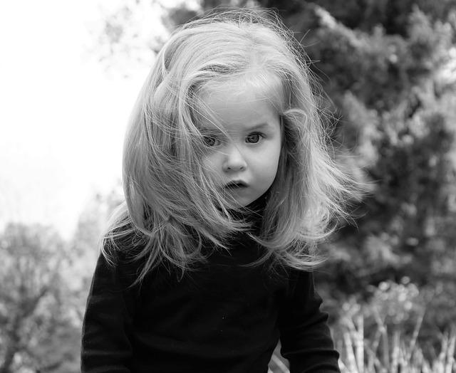 Kids, Childhood, Baby, Nicely, Blond