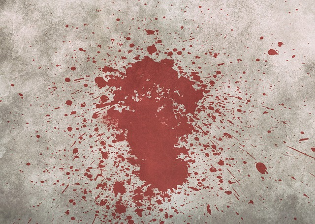 Background, Blood, Blood Stain, Halloween, Crime