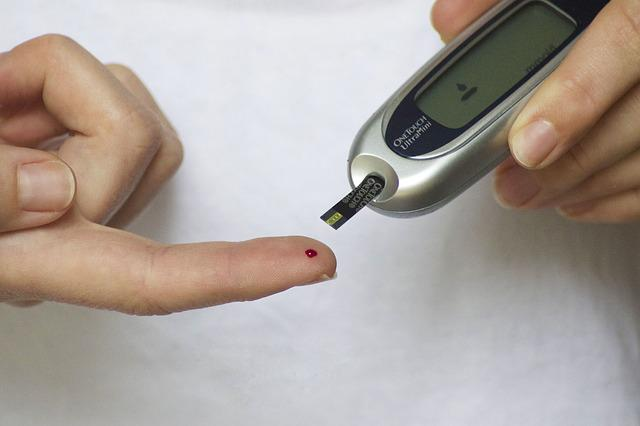 Diabetes, Blood, Finger, Glucose, Diabetic, Test, Meter