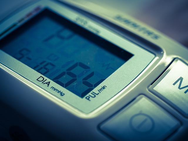 Blood Pressure, Gauge, Blood, Health Check, Rhythm
