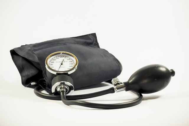 Blood Pressure, Pressure Gauge, Medical, The Test