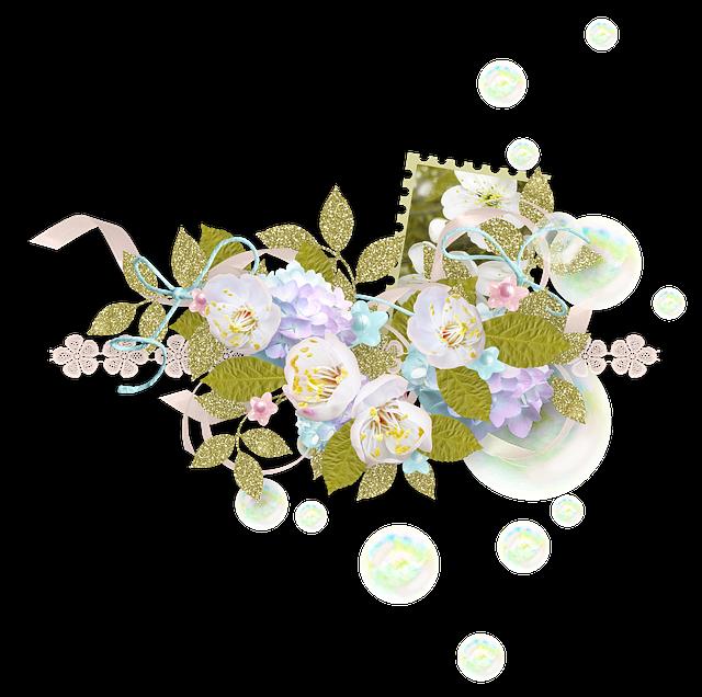 Spring, Bloom, Nature, Hydrangea, Flowers, Tape