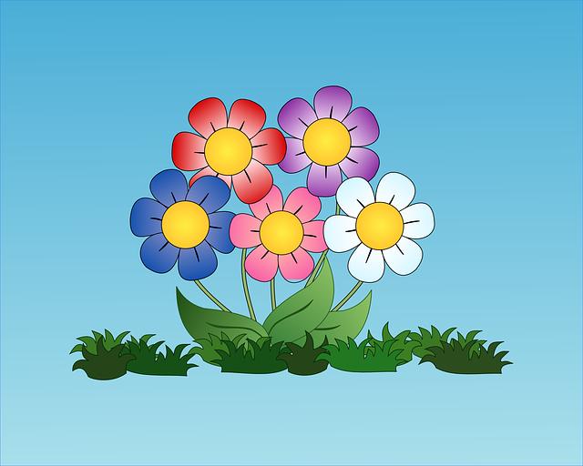 Digital Art, Artwork, Flowers, Blossom, Blooming