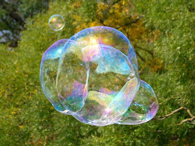 Soap Bubble, Blubber, Large