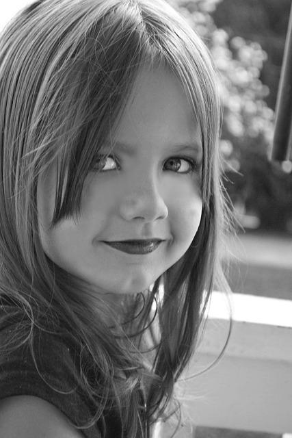 Girl, Silly, Blue Eyes, Child, Happy, Pretty, Beautiful