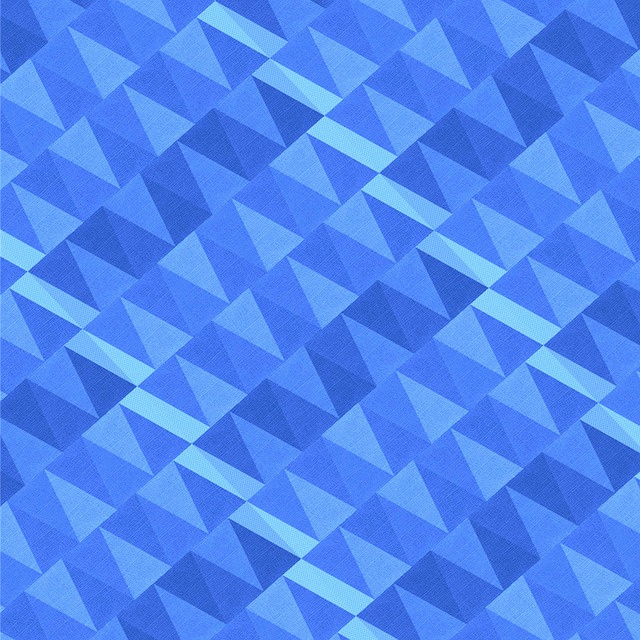 Fabric, Textile, Texture, Diagonal, Geometric, Blue