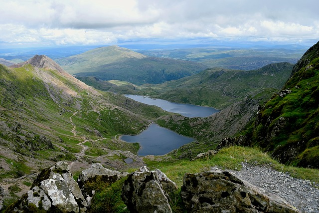 Wales, Uk, Welsh, United, Kingdom, Blue, Sky