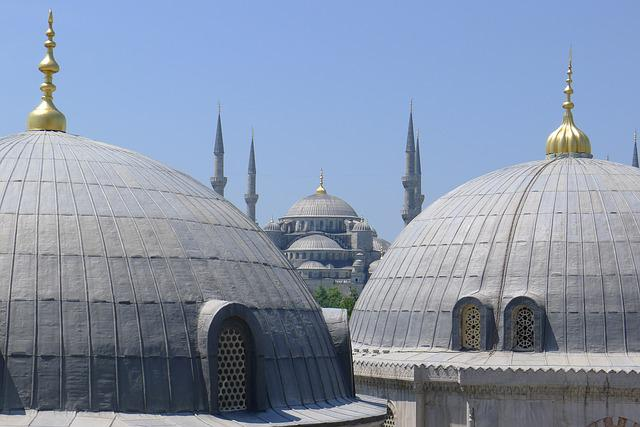 Istanbul, Blue Mosque, Mosque, Turkey
