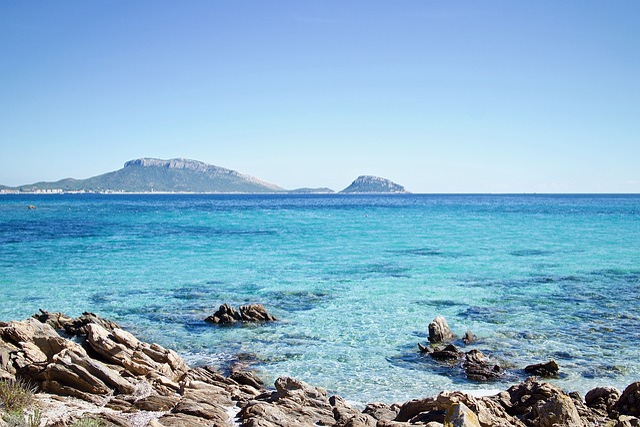 Landscape, Sea, Nature, Water, Sky, Summer, Blue