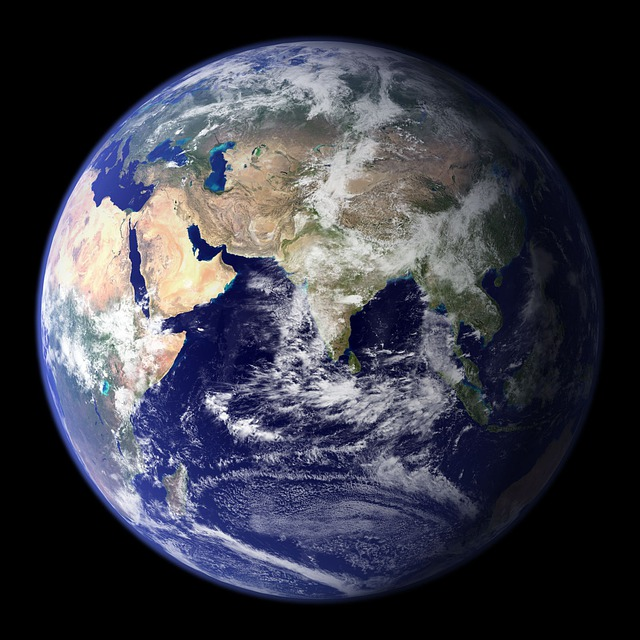 Earth, Blue Planet, Globe, Planet, Space, Universe, All