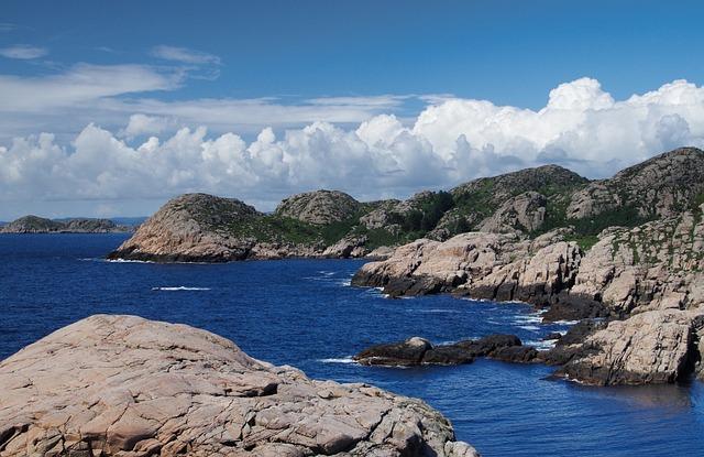 Waters, Nature, Sea, Travel, Coast, Norway, Blue, Water