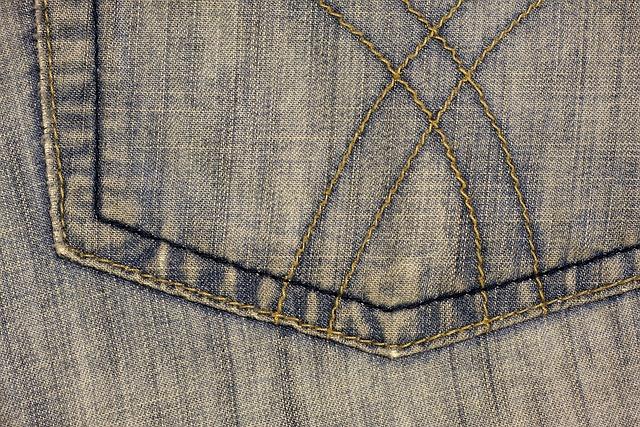 Denim, Fabric, Texture, Blue, Trouser, Trouser Pocket