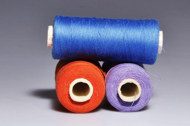 Yarn, Thread, Still Life, Colors, Shadow, Light, Blue