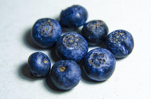 Blueberries, Blueberry, Fruit