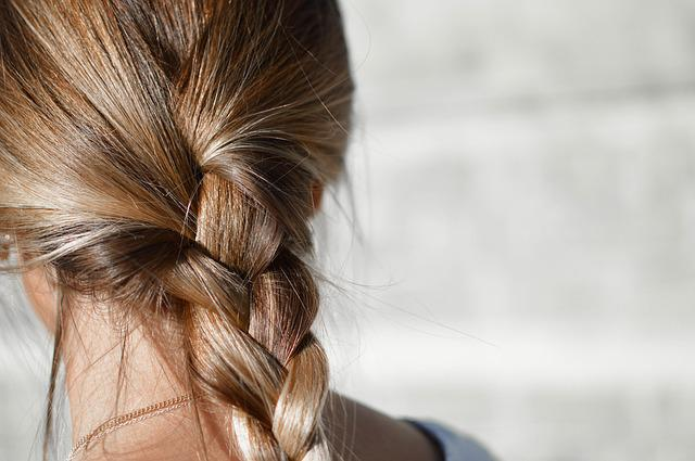 Blur, Braided Hair, Brunette, Close-up, Fashion, Female