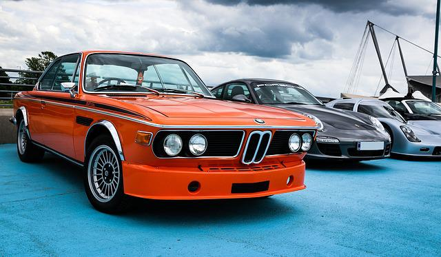 Bmw 30 Csl, Bmw, 30, Csl, Car, Vehicle