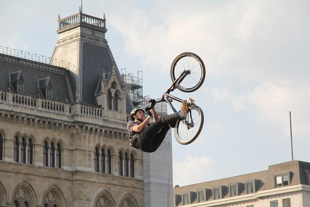 Wheel, Jump, Bmx, Sport, Competition, Bike, Cool