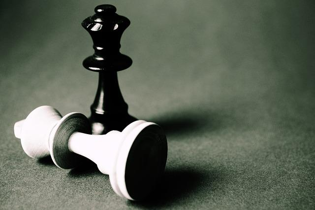 Board Game, Challenge, Checkmate, Chess, Chess Pieces