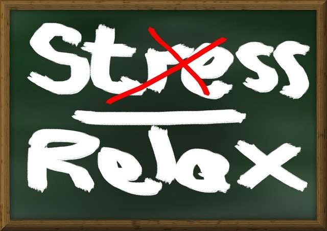 Stress, Relaxation, Board, Relax, Word, Voltage
