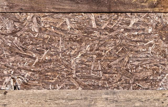 Boards, Chipboard, Wooden Boards, Rough Sawn, Nailed