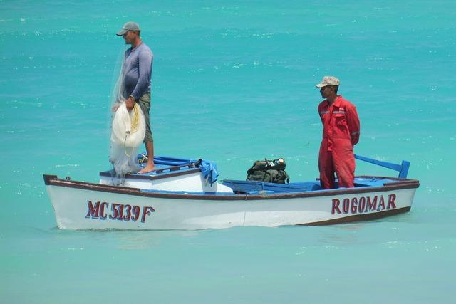 Boat, Fisherman, Fishing, Sea, Water, Fishing Boat