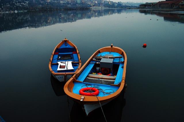 Boat, Blue, Marine, Nature, Turkey, Istanbul