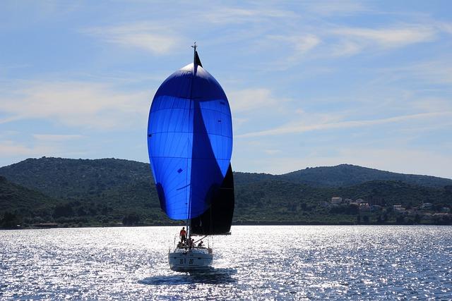 Sailing Boat, Sailing Vessel, Ship, Boat Mast, Boat