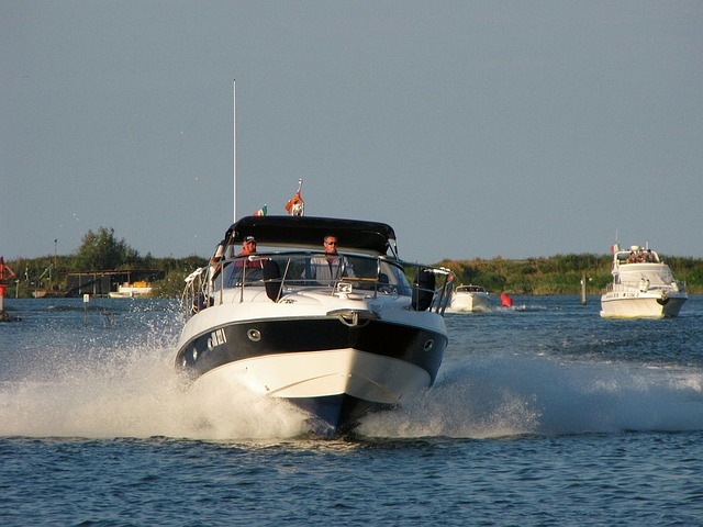 Powerboat, Boat, Speedboat, Motorboat