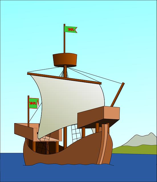 Ship, Medieval, Historic, Nautical, Boat, Pirate Ship