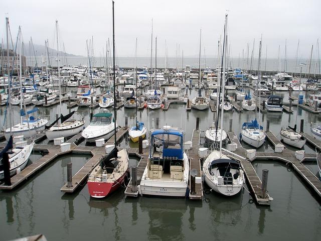Boat, Boats, San Francisco, Bay, San Francisco Bay
