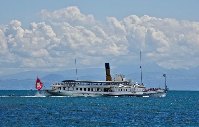 Paddleboat, Sea, Water, Travel, Ship, Boat, Nautical