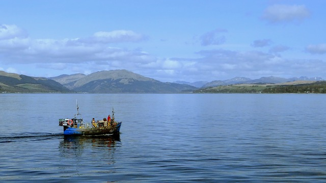 Boat, Lake, Sea, Water, Summer, Landscape, Sky, River