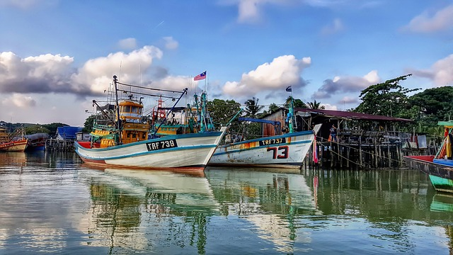 Boat, River, Fishermen, Water, Ship, Travel, Summer