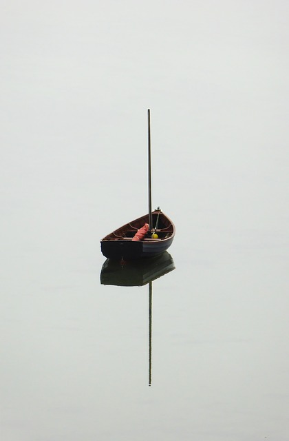Boat, Lake, Reflection, Water, Calm, Tranquil, Serene