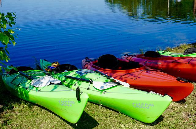Kayak, Boat, Water, Paddle, Kayaking, Sport, Leisure