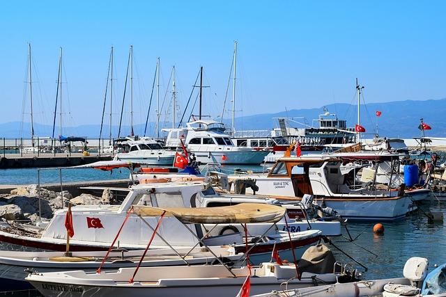 Port, Boats, Ships, Berth, Mediterranean, Anchorage