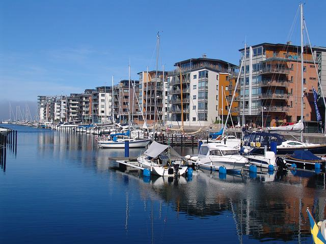 Malmö, The Doll, Boats