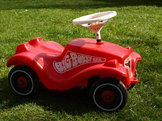 Bobby Car, Children's Vehicles, Play Outside, Movement