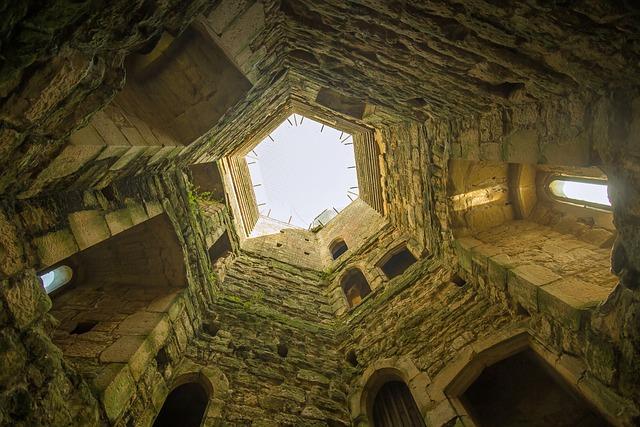 Bodiam Castle, Castle, East Sussex